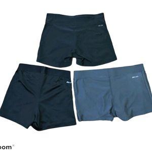 Lot of Adidas nike workout shorts size small